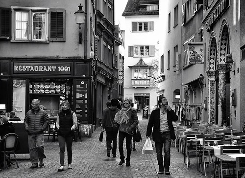 Zurich by Thomas8047, on Flickr