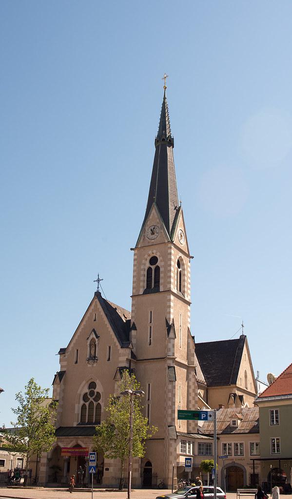 фото: Franziskanerkloster, Villach