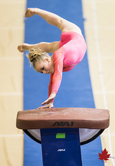 2015AGFArtistic-6272 (Alberta Gymnastics) Tags: college artistic womens gymnastics alberta mens federation provincials 2015 letbridge