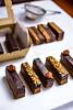 DSC_6442 (michtsang) Tags: leaves chocolate paste ganache nutella crunch feuilletine hazelnut praline equagold