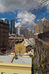 The Rocks @Sydney (:: Blende 22 ::) Tags: streets details sydney australia bluesky streetscene newsouthwales australien therocks streetshot streetlive ef24105mmf4lisusm canoneos5dmarkii
