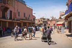 Feels like Tatooine - Marrakech (JoeyHelms Photography •2.5MViews&10kFollowers•) Tags: africa street old city canon north morocco 7d marrakech medina marrakesh arabian lightroom joeyhelms joeyhelmsphotography