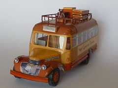Bus chevrolet 1947 esc 1:50 (RonaldoM27) Tags: