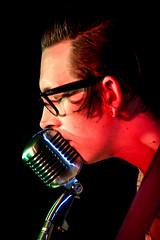 MICAH P HINSON  stefano masselli -14 (stefano masselli) Tags: music rock concert live milano band p micah radar biko stefano concerti hinson masselli