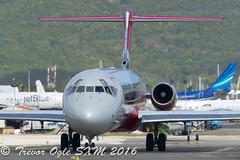 DSC_6500Pwm (T.O. Images) Tags: st airport princess dominicana juliana douglas domingo maarten santo sxm mcdonnell md80 pawa