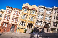 San Francisco Style (Thomas Hawk) Tags: sanfrancisco california usa architecture unitedstates fav50 unitedstatesofamerica russianhill fav10 fav25 fav100