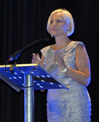Alison Walker welcome address