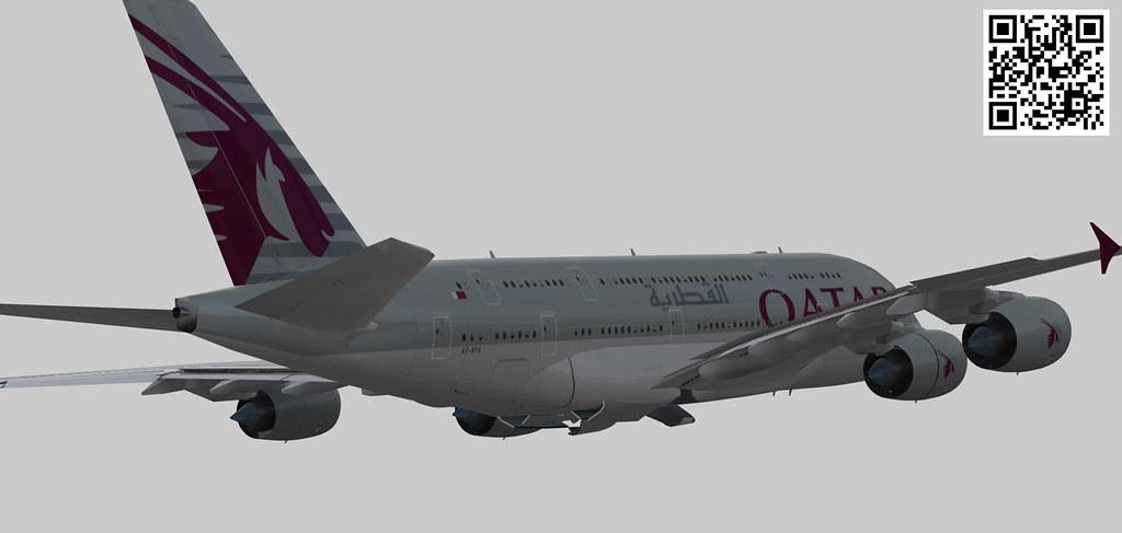 qatar a380 tribute fsx - photo #40