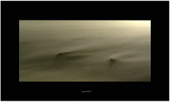 mountains on the moon (agphoto100) Tags: abstract texture beach photoshop sand wind minimal frame blown 1v nikon1v