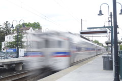 Headed towards Center City (Geo Gibson) Tags: station wales train north rail septa regional georgegibsonphotos