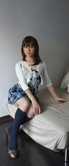 DSC01213 (mimo-momo) Tags: japanese flickr crossdressing transvestite crossdresser crossdress