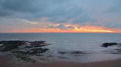 Broadstairs Sunrise 7 20100106 (Steve TB) Tags: sea sunrise canon coast sand broadstairs eos5dmarkii