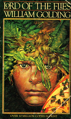Novel-William-Golding-Lord-of-the-Flies (Count_Strad) Tags: art book fantasy cover novel