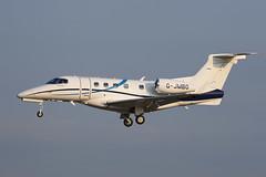 G-JMBO.GLA050616 (MarkP51) Tags: gjmbo embraer 505 phenom bizjet corporatejet glasgow airport gla egpf scotland aviation aircraft jet airplane plane image markp51 nikon d7200