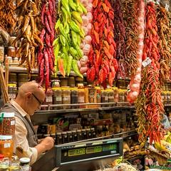Peppers (mindweld) Tags: barcelona de la spain market mercado boqueria laboqueria mercatdelaboqueria mercadodelaboqueria mercatdesantjosepdelaboqueria