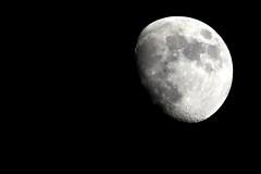 Moon (Marco Peratello) Tags: moon night canon luna notte 55250 eos1200d rebelt5