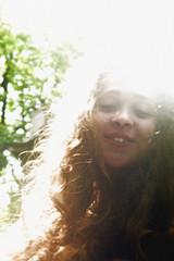 mirage I ( Marlon II ) Tags: light portrait sun green girl natural ghost vision mirage bergamo