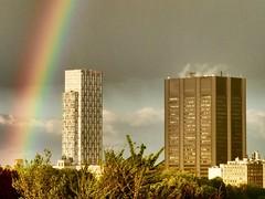 Beam us up, Scottie! (ZoK) Tags: rainbow surreal uppereastside
