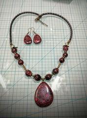 2016-05-17_12-25-04 (Dodese) Tags: set handmade artesanal jewelry pasta clay joyeria polymer polimerica