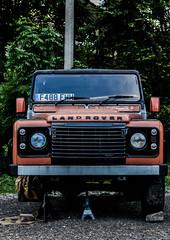 Rover (ravelizardkoko) Tags: broken hungary budapest rover rangerover buda