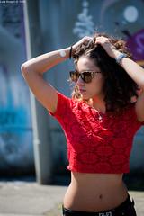 Federica B. (Luca Ricagni) Tags: luca ricagni lucaricagni wwwlucaricagniit urban street 105mm 105 d700 nikon models model girl girls sigma105macro sigma105mm sigma