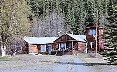 Atlasta House - Alaska (JLS Photography - Alaska) Tags: house building home alaska architecture landscape landscapes cabin outdoor historic lodge business logcabin lastfrontier alaskalandscape jlsphotographyalaska
