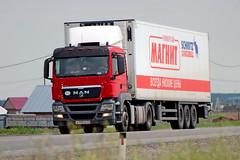 MAN TGS18.360   198  37 (RUS) (zauralec) Tags: kurgancity therouter254irtysh retail chain magnit  man tgs18360  198  37 rus