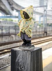 (Kilometers) Tags: tokyo mannekinpis yamanoteline hamamatsuchstation