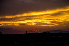 foto 173 (patrivivesm) Tags: sunset naturaleza primavera nature yellow clouds landscape atardecer paisaje amarillo cielo nubes verano summertime 365 colourful crepusculo springtime skyland colorido 365project proyecto365