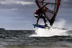 DSC07807-32 (jasperWPhotography) Tags: water reflections wind windsurfing watersports splash kiel watersport