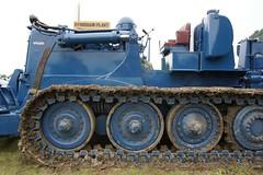UK, Woolpit Steam Rally, Vickers VR180 Vigor Bulldozer III (Nik Morris (van Leiden)) Tags: uk tractor rural suffolk country rally steam bulldozer vickers crawler vigor woolpit vr180 pfordhamplant