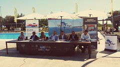 Avui engega la prova del campionat del Mn de #Windsurf a #SantPerePescador #PWA #CostaBrava #Emporda (visitsantpere) Tags: costabrava windsurf emporda pwa santperepescador