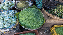 Green Peas (mindweld) Tags: mysore greenpeas devarajamarket devarajursmarket shelledpeas