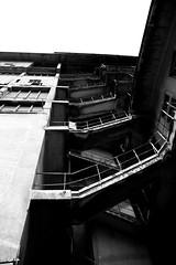 Untitled (59) (FR4GIL3) Tags: france architecture stair pentax escalier mtal usine fer k5 batiment abandonne