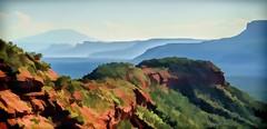 a journey of a thousand miles... (rovingmagpie) Tags: utah painted cedarmesa navajomountain summer2016 coloringthegaps ctg2016