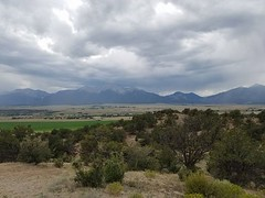 Stormy weather in Buena Vista. Heading to the hotsprings. (ramseybrown) Tags: stormy weather buena vista heading hotsprings