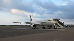 Alitalia Airbus A 320 (Mondialus P) Tags: airbus flugzeug lamezia a320