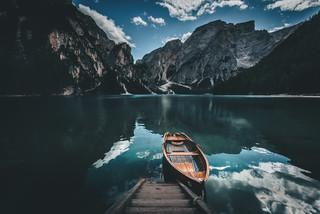 Dolomites - Mountain View