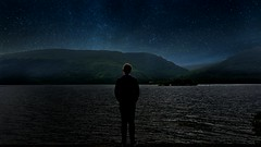 Day Dreamer... (Michelle O'Connell Photography) Tags: scotland rowardennan balmaha lochlomond nephew nightsky night starrysky michelleoconnellphotography