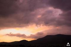 Atardecer en Hidalgo (Aldoux Lestrange) Tags: cloud sunlight landscape mexico hill nubes hidalgo pachuca morada pachucadesoto aldouxlestrange