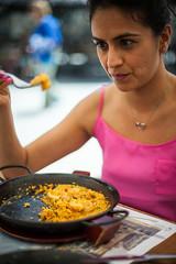 A little paella (ariusz) Tags: madrid dariusz boron