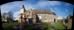 Prestongrange Church (itmpa) Tags: panorama church composite canon scotland stitch preston stitched kirk listed 16thcentury 6d eastlothian thepans parishchurch 1596 prestonpans 1774 churchofscotland recast categoryalisted canon6d tomparnell categorya kirkstreet prestonparishchurch itmpa archhist prestongrangechurch prestonpansparishchurch