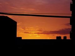 #1538 last sunrise of April 2015 (2/3) (Nemo's great uncle) Tags: geotagged dawn tokyo interestingness newhome 東京 chitosedai 夜明け 世田谷区 setagayaku 千歳台四丁目 geo:lat=35657599601542984 geo:lon=1396150656240967