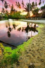 Perupok (Firdausi Nuzula) Tags: sunset landscape nikon outdoor before pantai kelantan bachok perupok firdausi nuzula