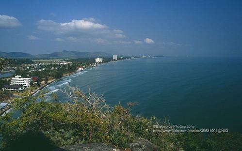 Hua Hin, view