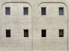Stucco and Windows [17/52] [Architectural Abstract] (trustypics) Tags: windows ohio abstract architecture week findlay stucco april23 architecturalabstract 52weeksthe2015edition week172015 startingthursday2015