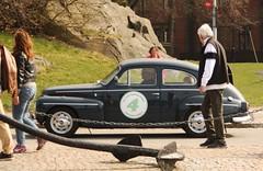 Volvo PV (blondinrikard) Tags: gteborg spring gothenburg vr 2015