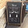 Come to the pub by Diane Mason (Map of the Urban Linguistic Landscape) Tags: uk pub chalkboard stratforduponavon linguisticlandscapes