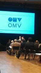 S.O.S. za Jadran govor na godišnjoj skupštini OMV-a, Beč