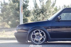 VW Golf Mk2 (Pedro Alves | Bundzai) Tags: ice vw golf fire purple low racing alfa romeo mk2 gta tuning rare lowered slammed stance fireice
